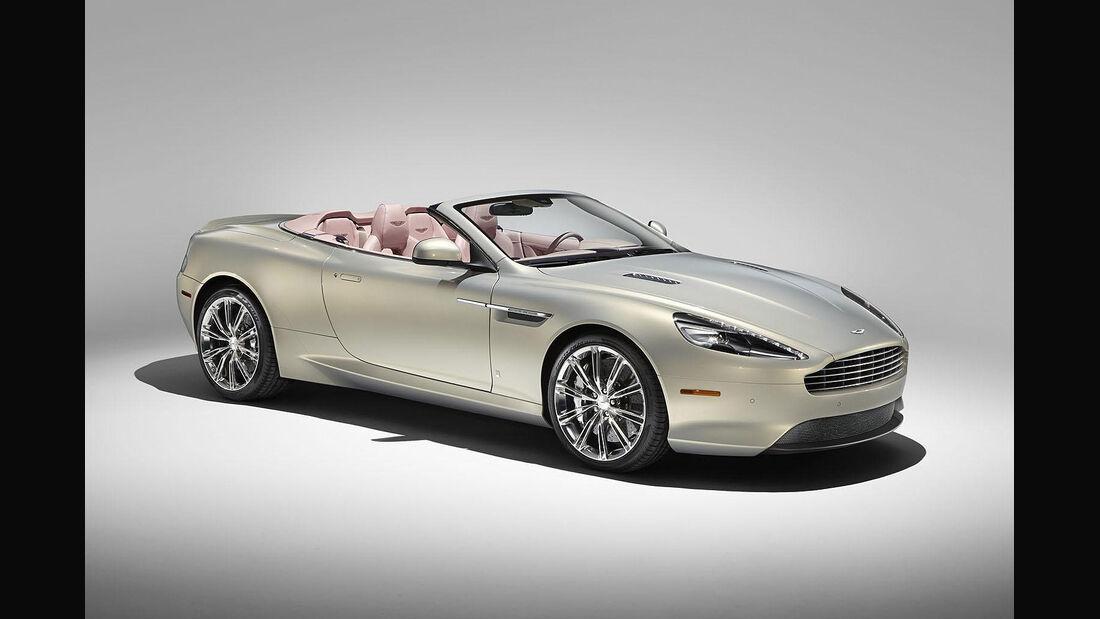 Aston Martin DB9 Volante Q Division