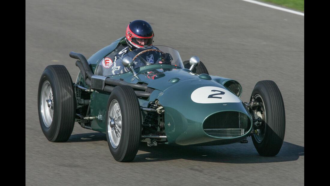 Aston Martin DBR4 - Formel 1 - 1959