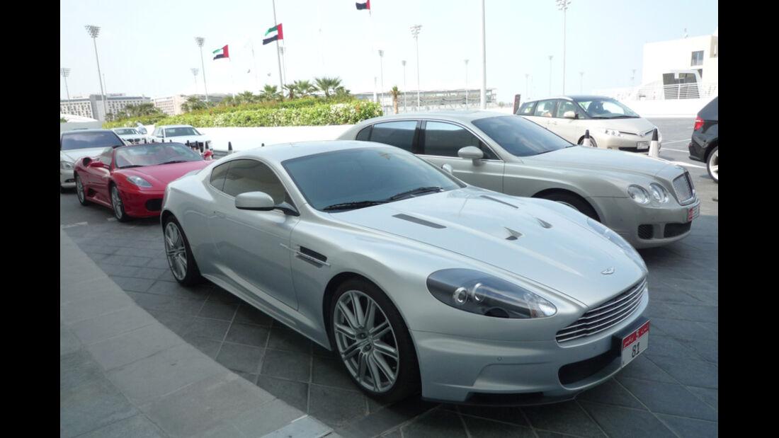 Aston Martin DBS Abu Dhabi