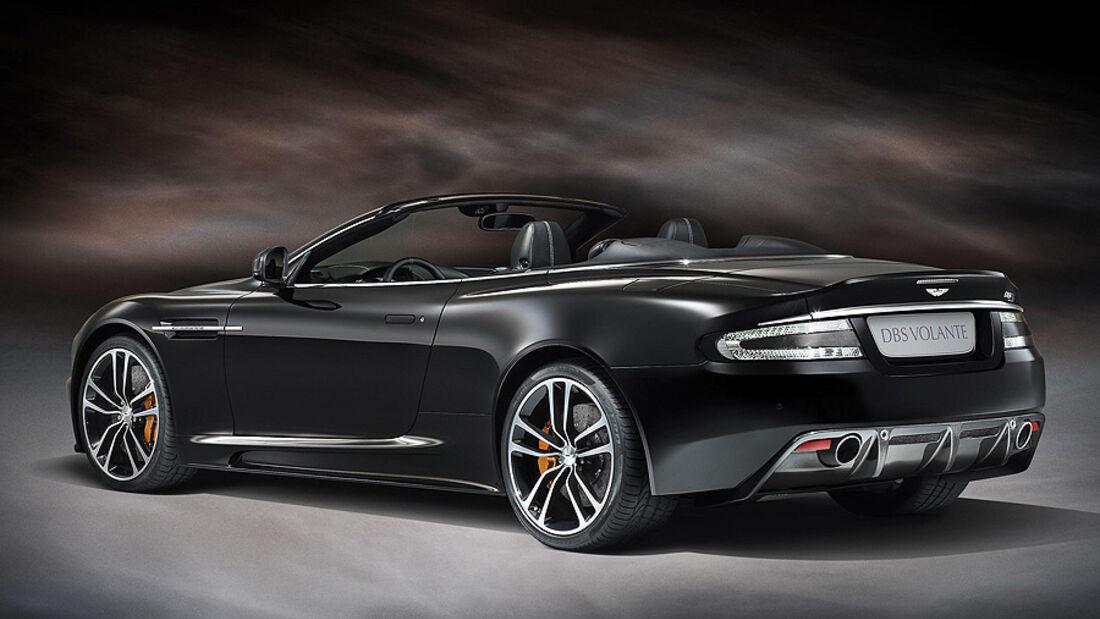 Aston Martin Dbs Carbon Edition Auf Der Iaa Auto Motor Und Sport
