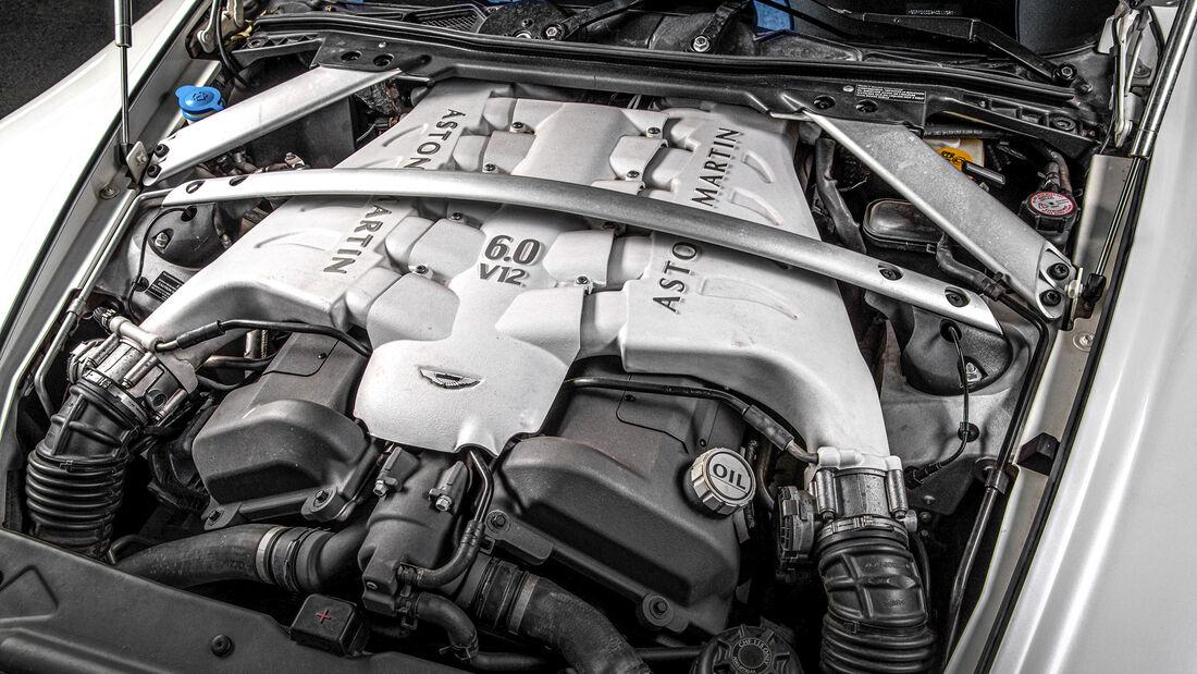 Aston Martin DBS, Motor