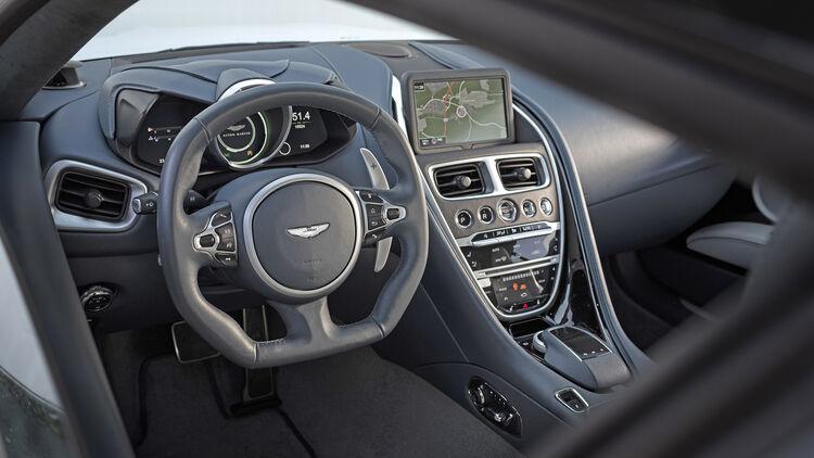 Aston Martin Dbs Superleggera Im Test Auto Motor Und Sport