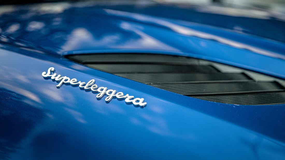 Aston Martin DBS Superleggera Volante, Exterieur
