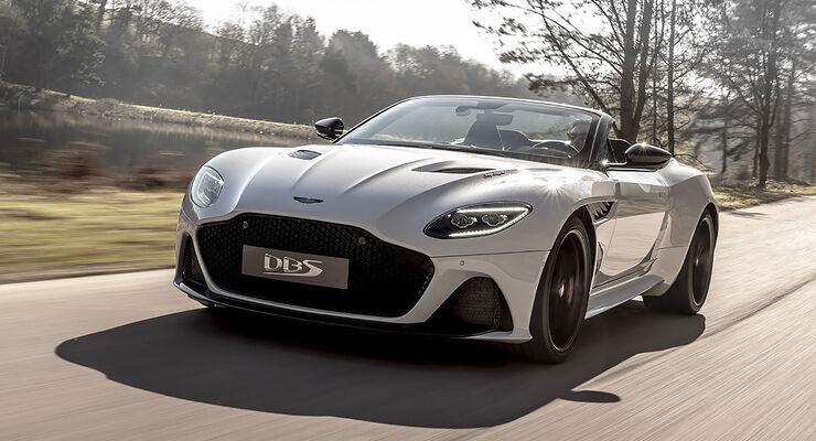 Aston Martin DBS Superleggera Volante (2019): Infos ...