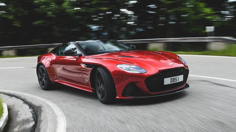 Aston Martin Dbs Superleggera 2018 Fahrbericht Daten Auto Motor Und Sport
