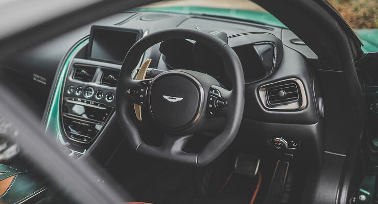 Aston Martin Dbs 59 Edition 24 Autos Zur Erinnerung An Einen Rennsieg Auto Motor Und Sport