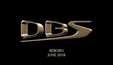 Aston Martin DBS Teaser 2018