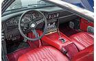 Aston Martin DBS Vantage,  Cockpit