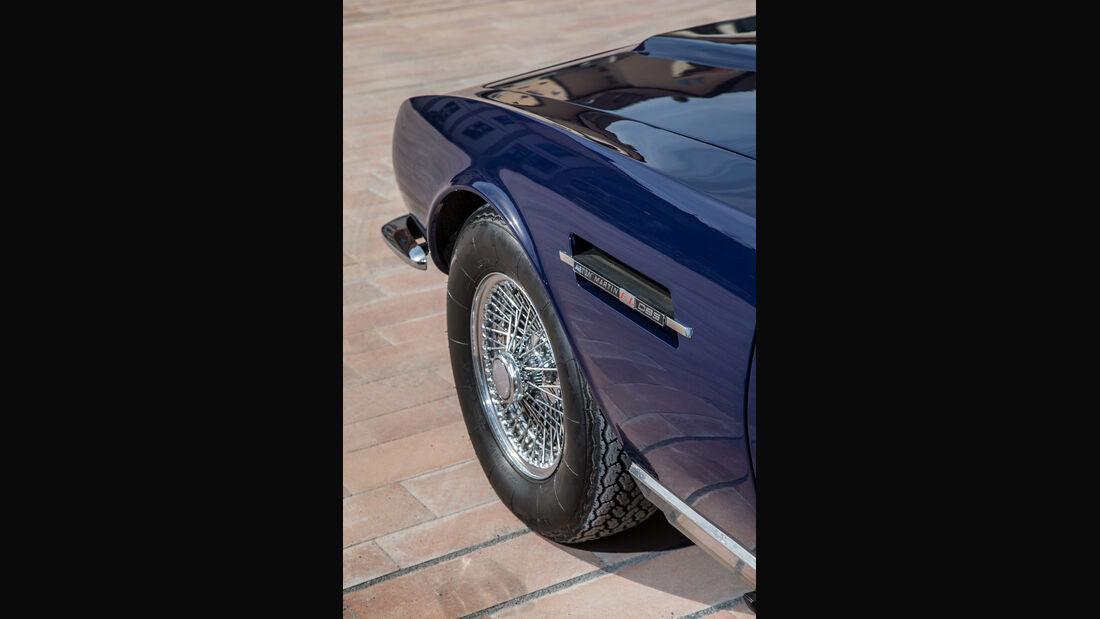 Aston Martin DBS Vantage,  Rad, Felge