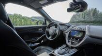 Aston Martin DBX, Interieur, Cockpit
