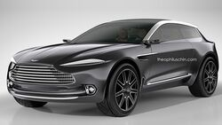 Aston Martin DBX Shooting Brake