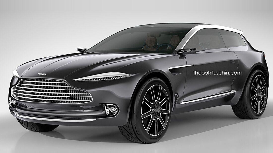 Aston Martin DBX Shooting Brake