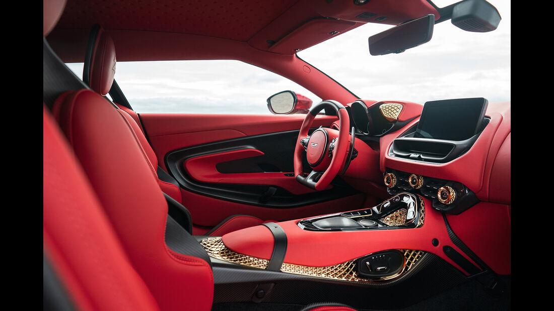 Aston Martin DBZ Centery Collection