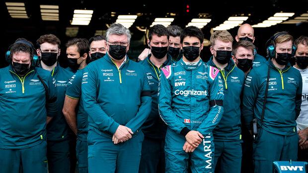 Aston Martin - Formel 1 - 2021