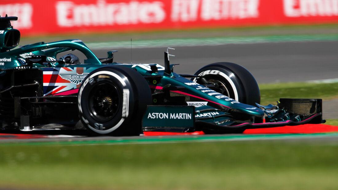 Aston Martin - Formel 1 - GP England 2021