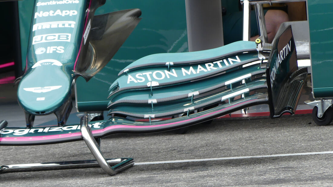 Aston Martin - Formel 1 - GP Frankreich - 17. Juni 2021