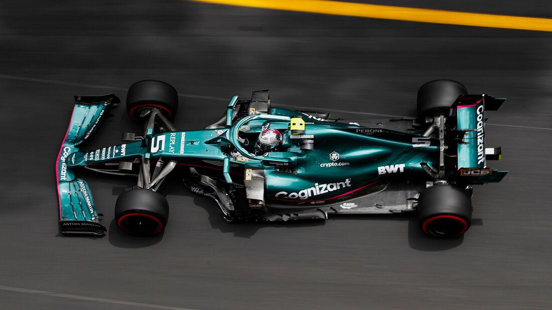 Aston Martin - Formel 1 - GP Monaco - 2021
