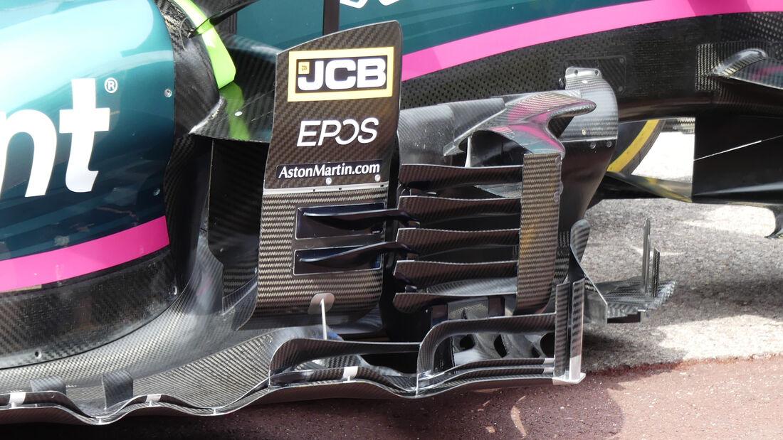 Aston Martin - Formel 1 - GP Monaco - 22. Mai 2021