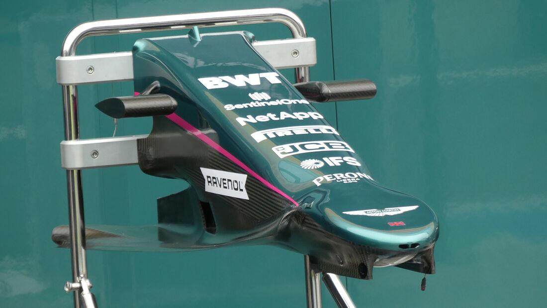 Aston Martin - Formel 1 - GP Niederlande - Zandvoort - 2. September 2021