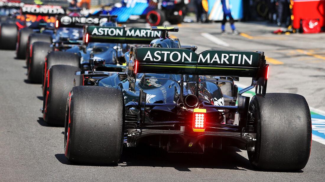 Aston Martin - Formel 1 - GP Niederlande - Zandvoort - 2021