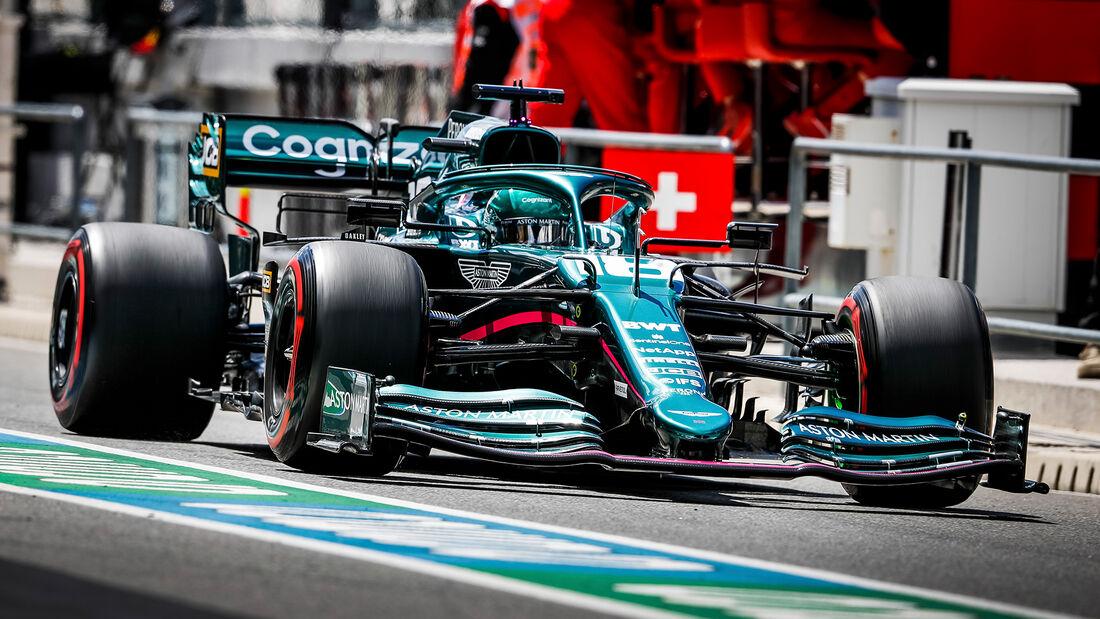 Aston Martin - Formel 1 - GP Portugal 2021