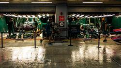 Aston Martin - Formel 1 - GP Russland 2021 - Sotschi