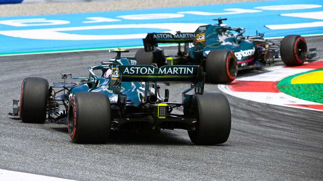 Aston Martin - Formel 1 - GP Steiermark - Spielberg - 2021