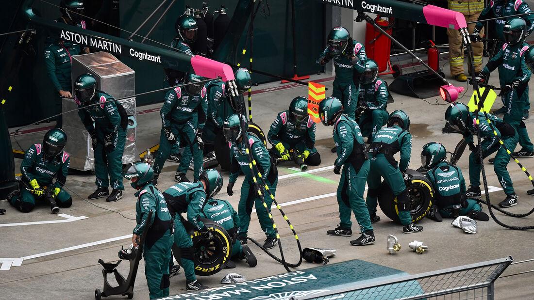 Aston Martin - Formel 1 - GP Türkei 2021