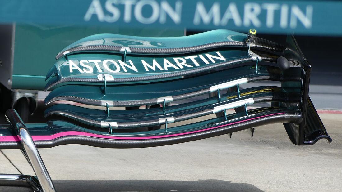 Aston Martin - Formel 1 - Imola - GP Emilia-Romagna - 15. April 2021