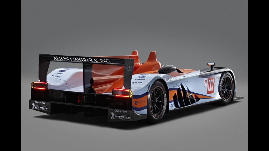 Aston Martin LMP1 2011