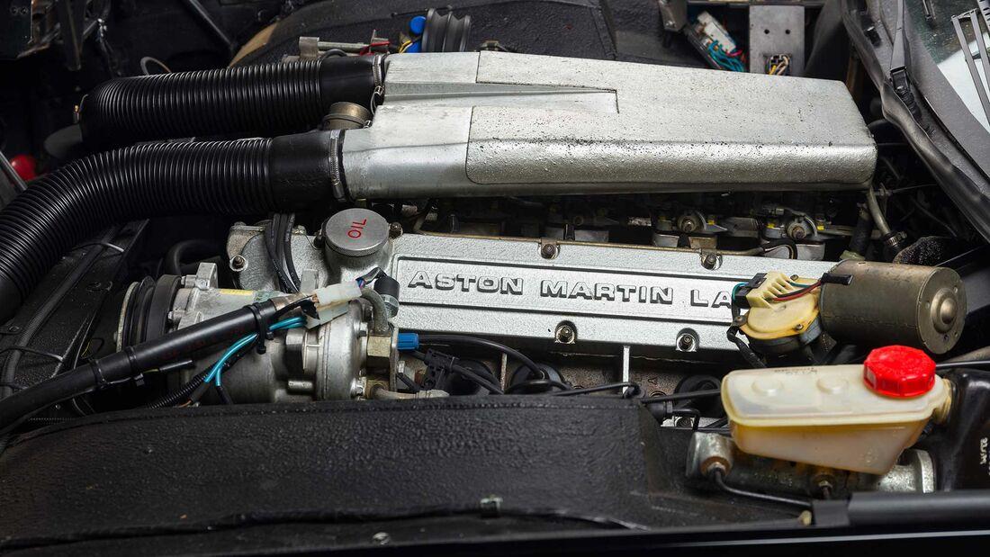Aston Martin Lagonda (1983)
