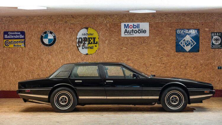 Aston Martin Lagonda 1983 Zu Versteigern Auto Motor Und Sport