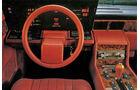 Aston Martin Lagonda, Interieur