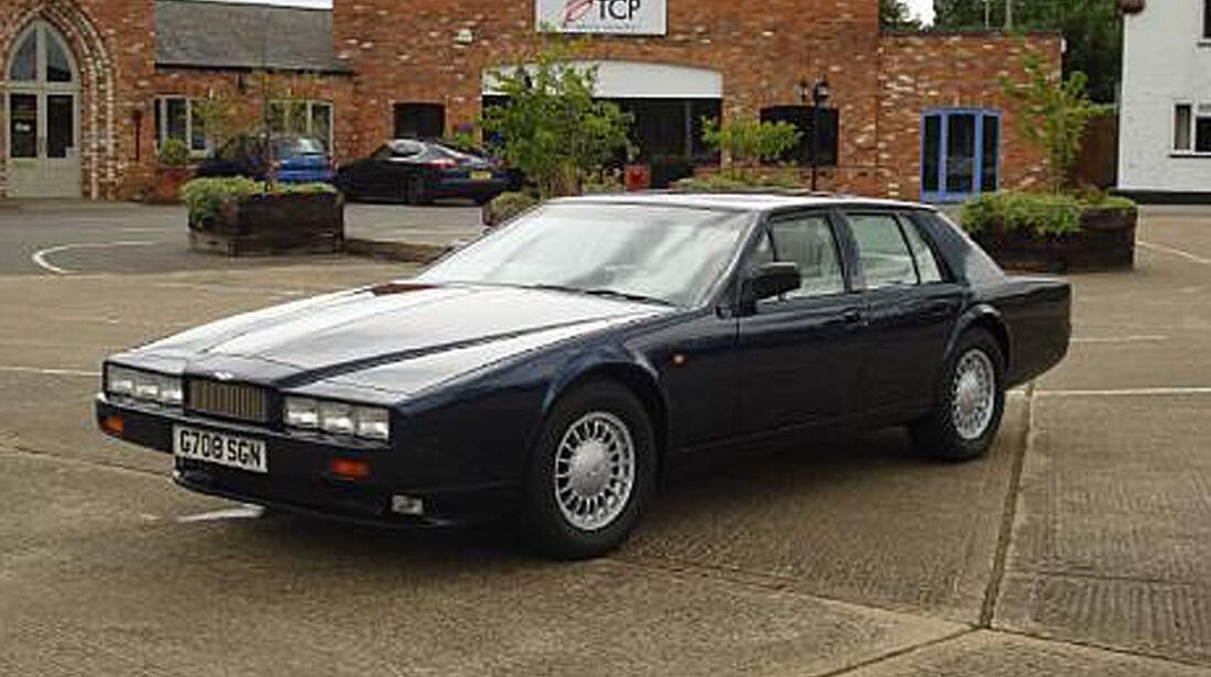 Aston Martin Lagonda Series 4 Saloon