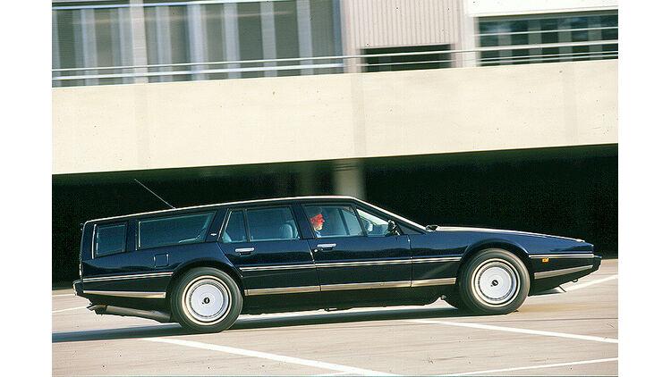 Aston Martin Lagonda Shooting Brake Britische Kante Mit Großer Klappe Auto Motor Und Sport