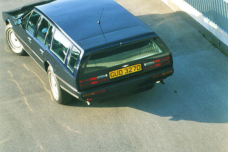Aston Martin Lagonda Shooting Brake