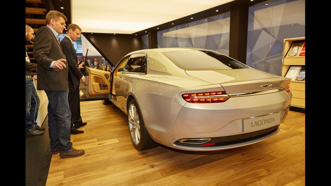 Aston Martin Lagonda Taraf Concept Genf