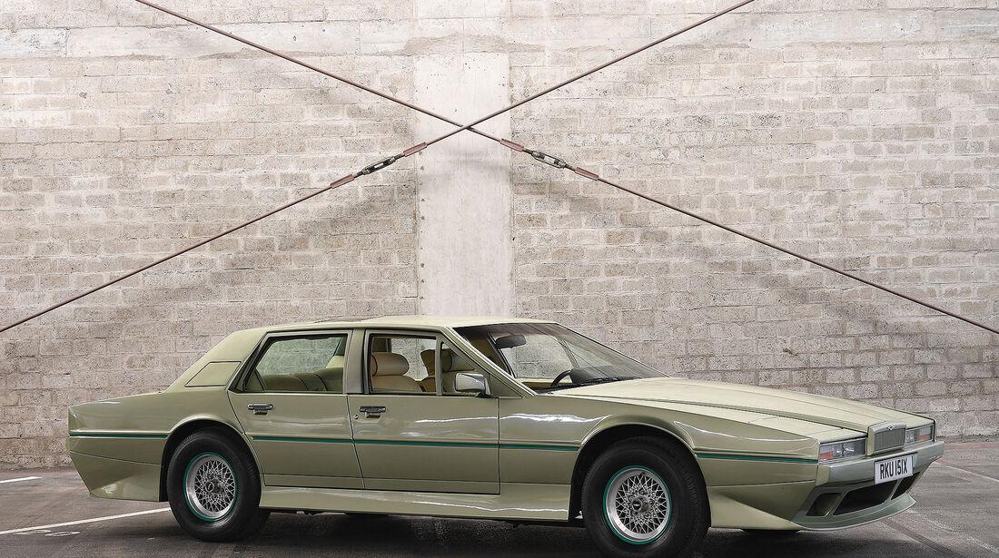 Aston Martin Lagonda Tickford (1983)