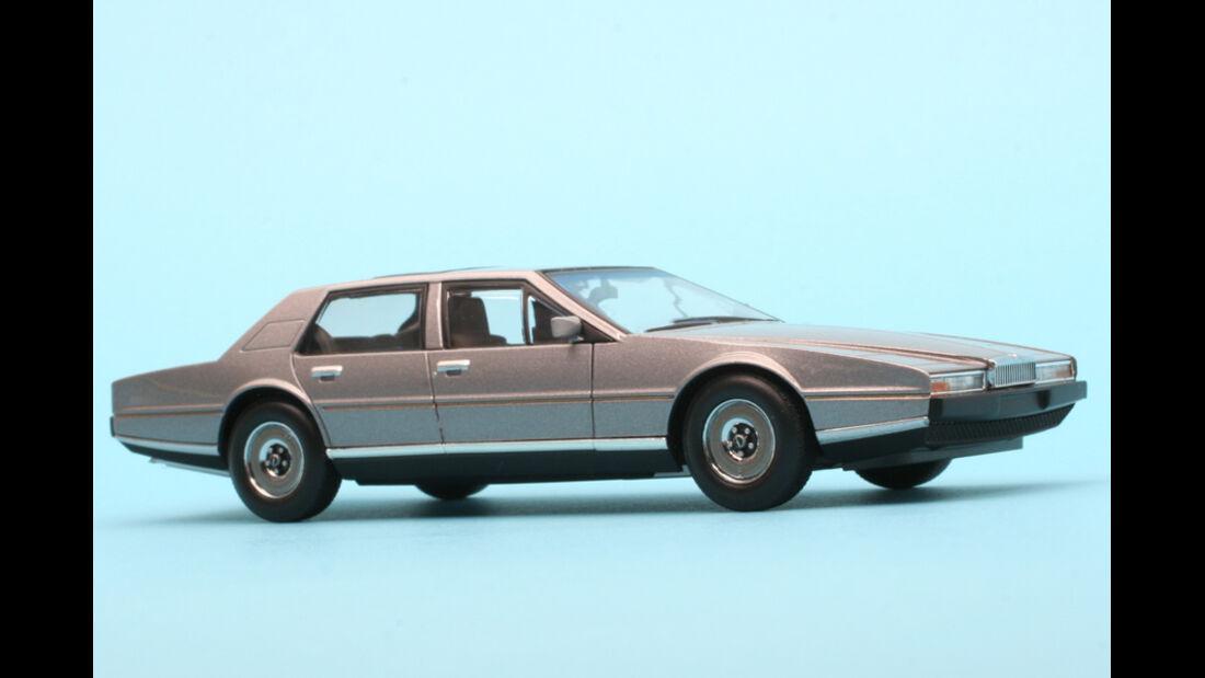 Aston Martin Lagonda im Maßstab 1:43