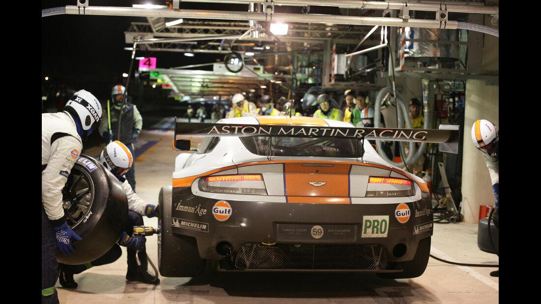 Aston Martin Le Mans GT 2012