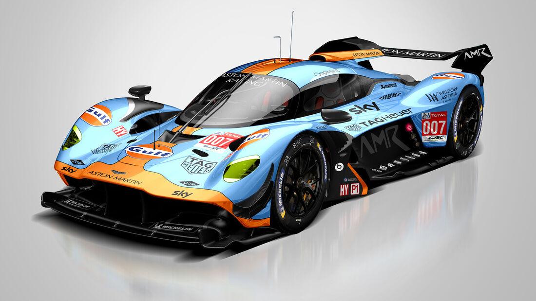 Aston Martin - Le Mans - Protoyp - Concept - Hypercar / LMDh - Sean Bull