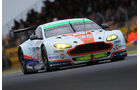 Aston Martin - Le Mans-Vortest 2015