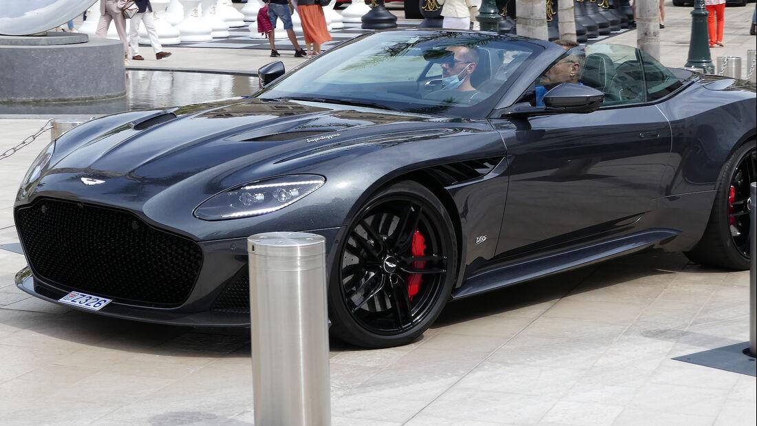 Aston Martin - Luxusautos - Formel 1 - GP Monaco - 21. Mai 2021