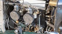 Aston Martin MK II, Motor