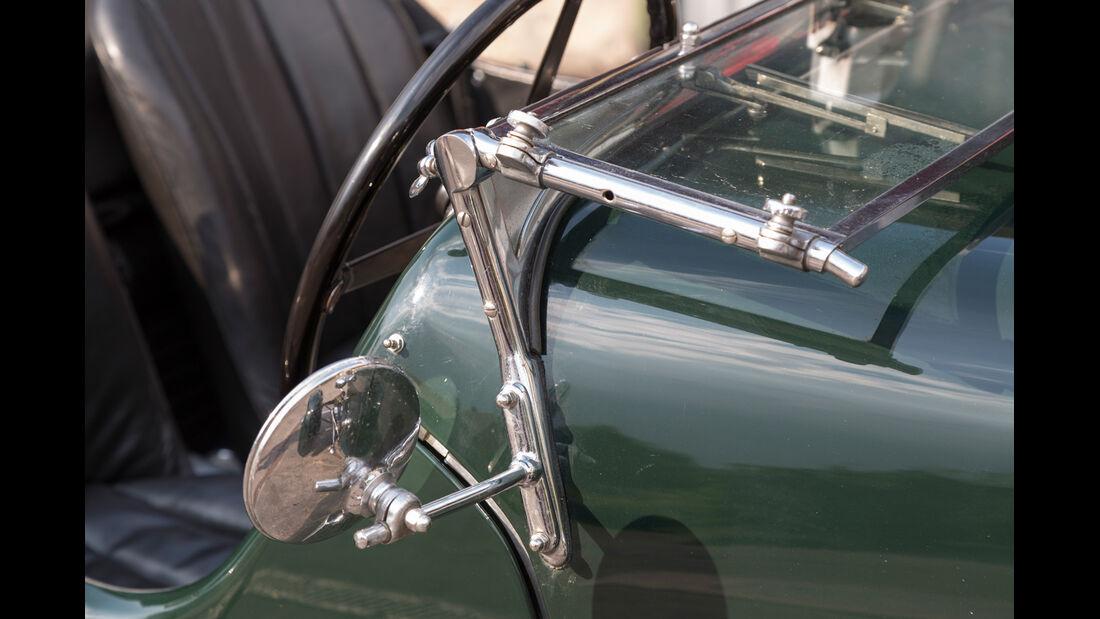 Aston Martin MK II, Seitenspiegel