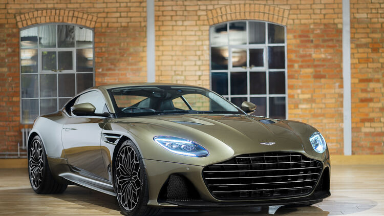 Aston Martin James Bond Edition On Her Majesty S Secret Service Auto Motor Und Sport
