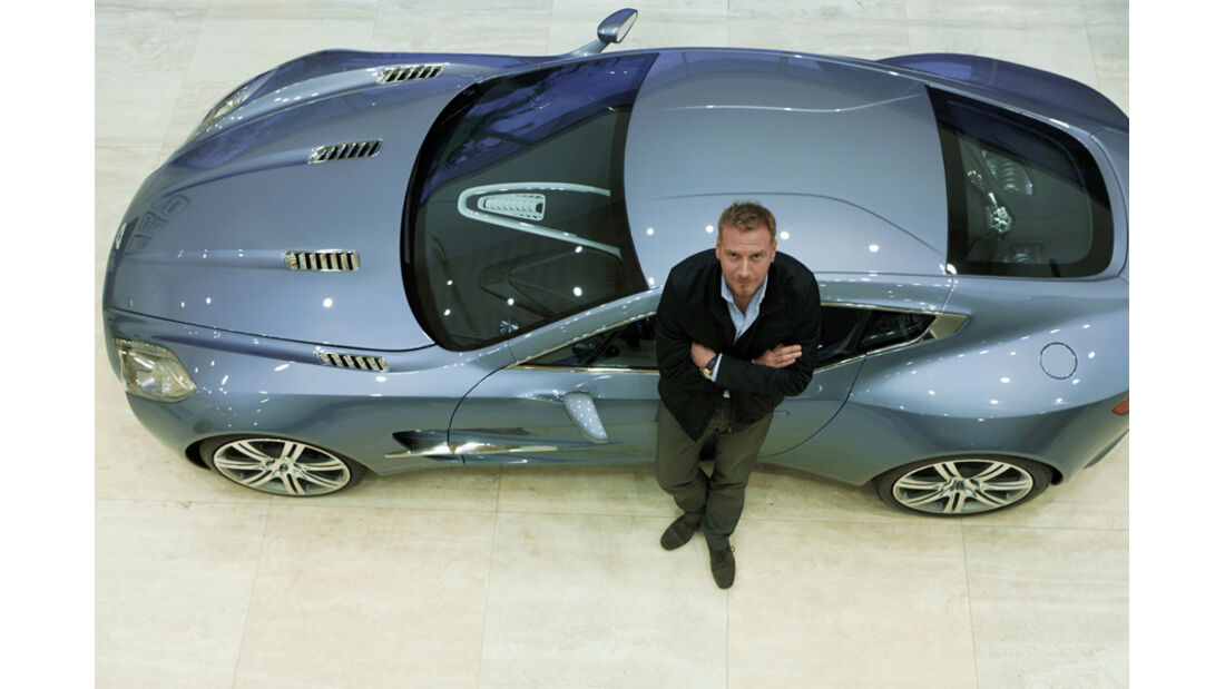 Aston Martin One-77, Designdirektor