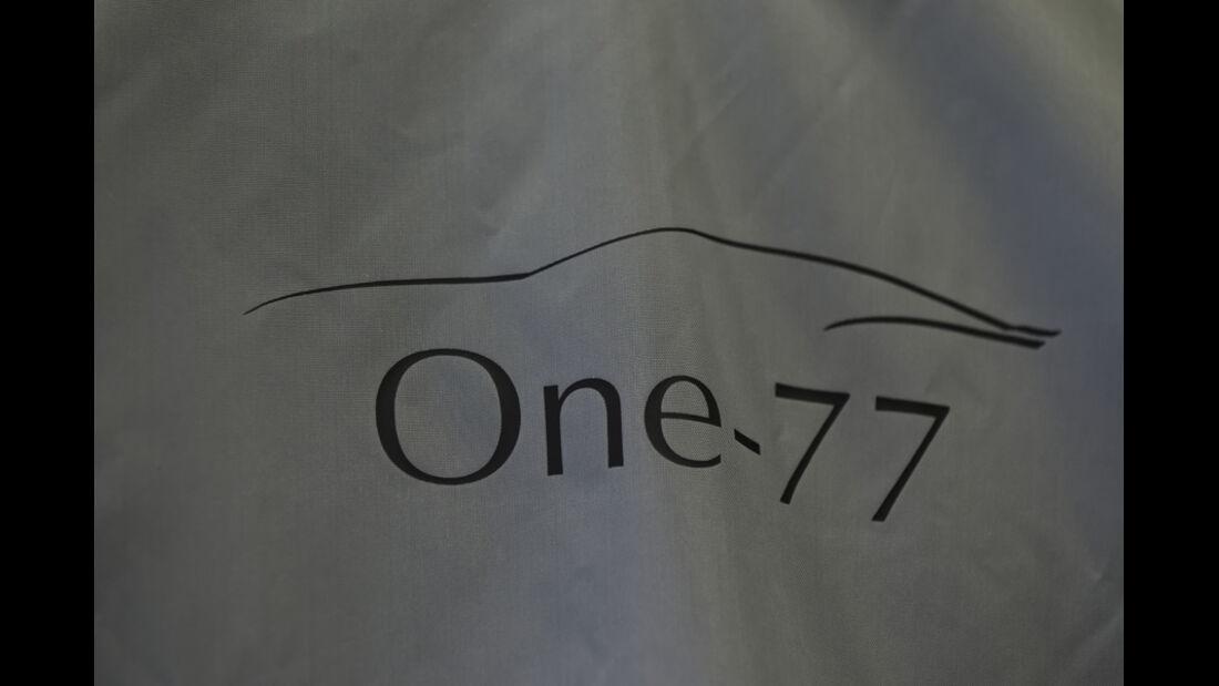 Aston Martin One-77, One-78