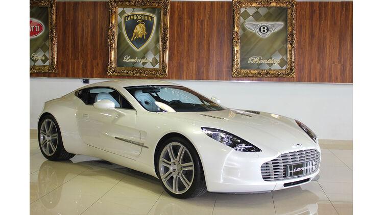 Aston Martin One 77 Einer Von 77 Zum Verkauf Auto Motor Und Sport