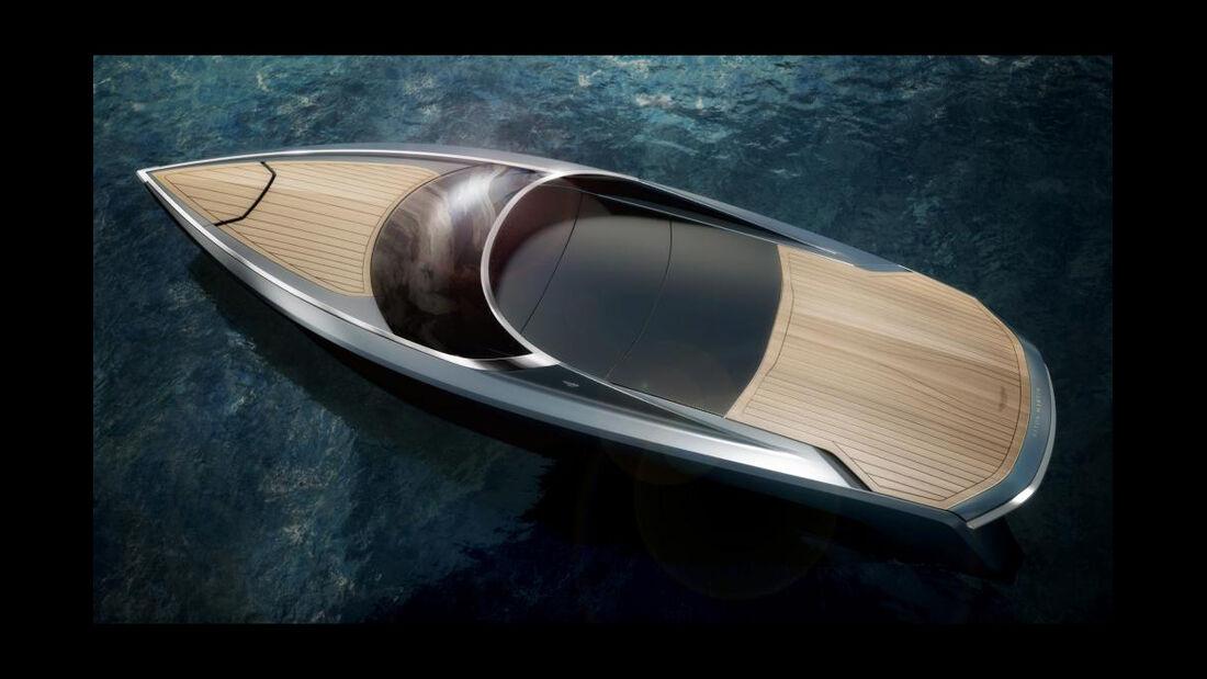 Aston Martin Powerboat AM37